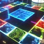 «Живая плитка» или «интерактивная поверхность»