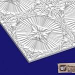 Потолочные плитки из пенопласта