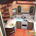 Мебель для малогабаритной кухни: советы по дизайну и расположению