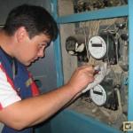Установка приборов учета электроэнергии