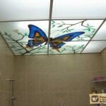 Какой потолок сделать в ванной