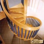 Лестницы винтовые деревянные — преимущества и функции