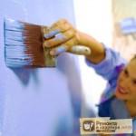 Покраска стен в ванной: выбираем краску, цвет