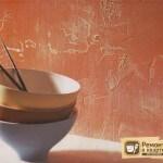 Декоративная покраска стен: её разновидности и способы нанесения