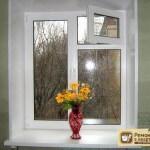 Пластиковые окна с форточкой: разновидности, преимущества и недостатки