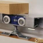 Механизмы для шкафов купе: их разновидности и материалы