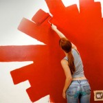 Покраска стен в комнате – поэтапный процесс