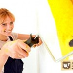 Стоимость покраски стен. От чего она зависит?