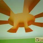 Гипсокартонные потолки двухуровневые: процесс их монтажа