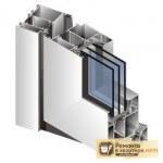Окна из алюминиевого профиля. Теплый и холодный профиль