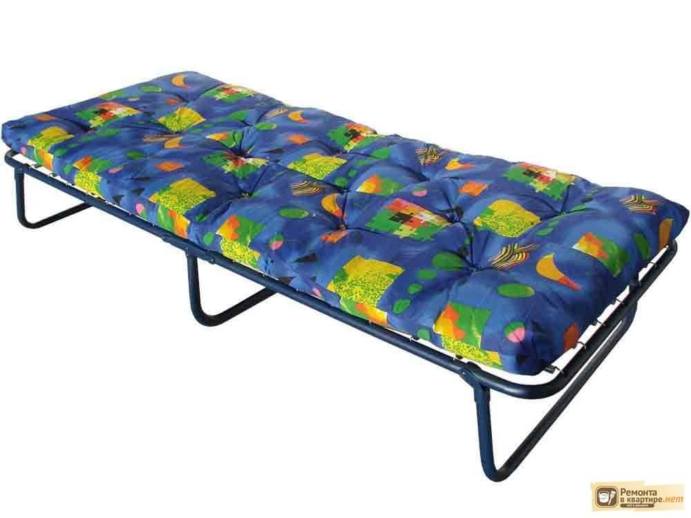 Кровать раскладушка фото