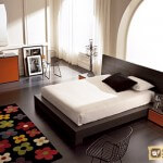 Расположение кровати в спальне по фен-шую. Советы по выбору кровати