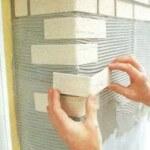 Укладка клинкерной плитки. Поэтапный процесс