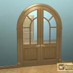 Двери межкомнатные арочные: в чем их отличие?