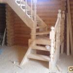 Монтаж деревянной лестницы: поэтапный процесс