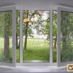 Стандартные размеры пластиковых окон