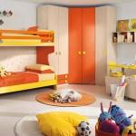 Интерьер детской комнаты для двоих. Нестандартные решения