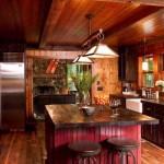 Интерьер дома в деревенском стиле: основные рекомендации