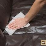 Уход за кожаной мебелью. Как её чистить и защитить от выгорания?