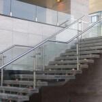 Ограждения стальных лестниц. Их разновидности