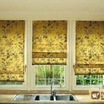 Дизайн римских штор. Полезные советы