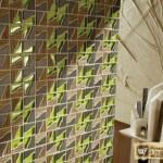 Декоративная плитка для стен: её дизайн и технические характеристики