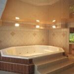 Натяжные потолки в ванную комнату: выбираем цвет и исполнение