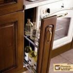 Карго для кухни: особенности, размеры