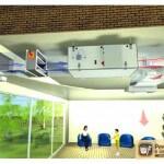 Приточно вытяжная вентиляция в квартире: её разновидности и монтаж
