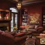 Интерьер гостиной в английском стиле. Его характерные особенности