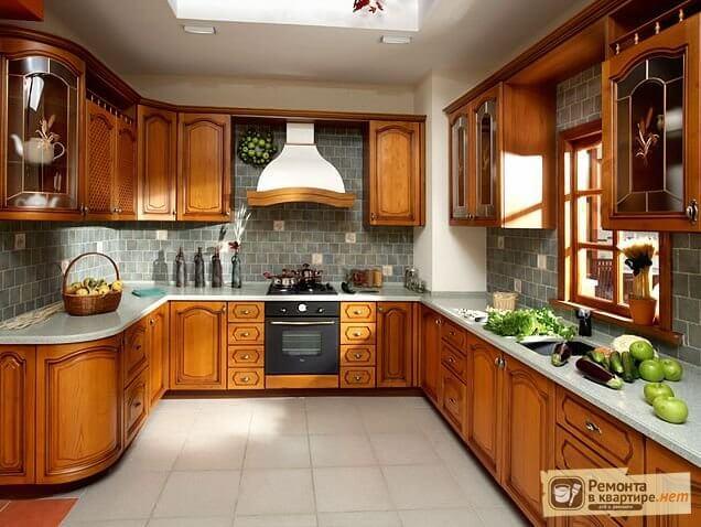 Из какого материала сделать кухню фото 268