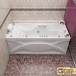 Экран для акриловой ванны: его конструкция, разновидности