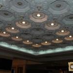 Подвесные гипсовые потолки: их особенности, преимущества