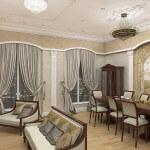 Дизайн квартиры в греческом стиле. Характерные особенности стиля: цвет, мебель, текстиль