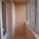 Как отделать балкон вагонкой? Необходимые материалы, последовательность действий