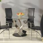 Хромированные стулья для кухни: их изготовление, применение