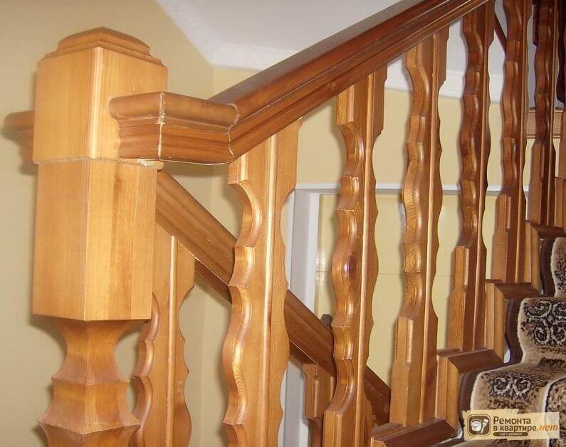 Балясины для лестниц из дерева в Тюмени - от 180 рублей