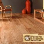Ламинат на неровный деревянный пол  — как его уложить?