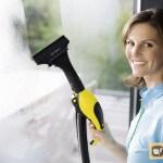 Как работает моющий пылесос?