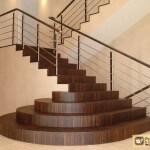 Отделка ступеней лестницы. Советы по выбору материалов