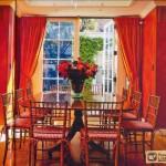 Дизайн комнаты в красном цвете. Правила применения красного цвета