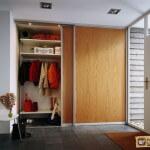 Встроенный шкаф купе из гипсокартона. Пошаговая инструкция его создания