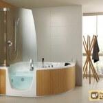 Ванная комбинированная с душевой кабиной: лучшие варианты её обустройства