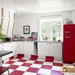 Лучший пол для кухни. Плюсы и минусы каждого вида
