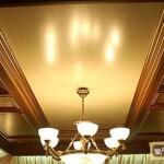 Материал для деревянного потолка