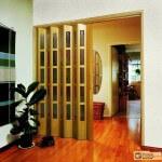 Складные двери межкомнатные гармошка