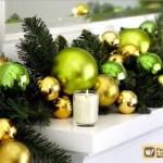 Украшение квартиры на новый год. Часть 1 – украшаем гостиную и кухню