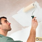 Покраска потолков из гипсокартона. Часть 1 – выбор красок и инструмента