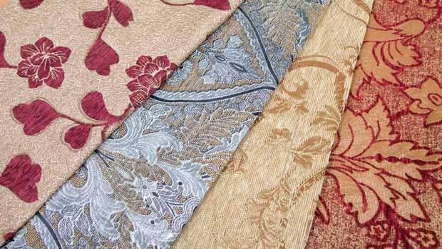 Гобеленовая ткань для пошивки дивандека
