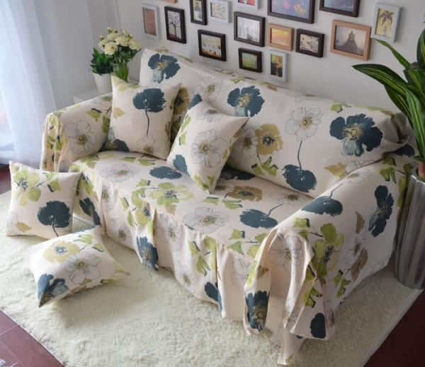 Покрывало на диван: дивандек